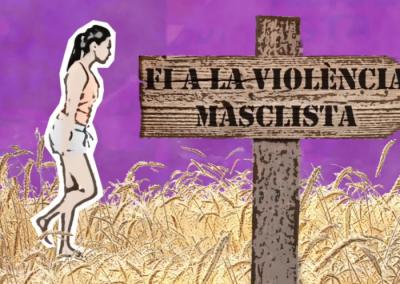 8M, vaga feminista