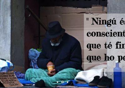 Persones sense llar, l'altra cara de Barcelona
