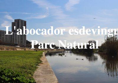 L'abocador esdevingut parc natural