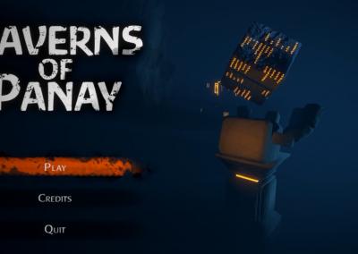 """Sonorització del videojoc """"Caverns of Panay"""""""
