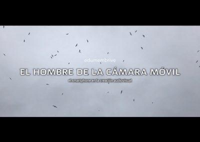 El hombre de la cámara móvil – Trailer