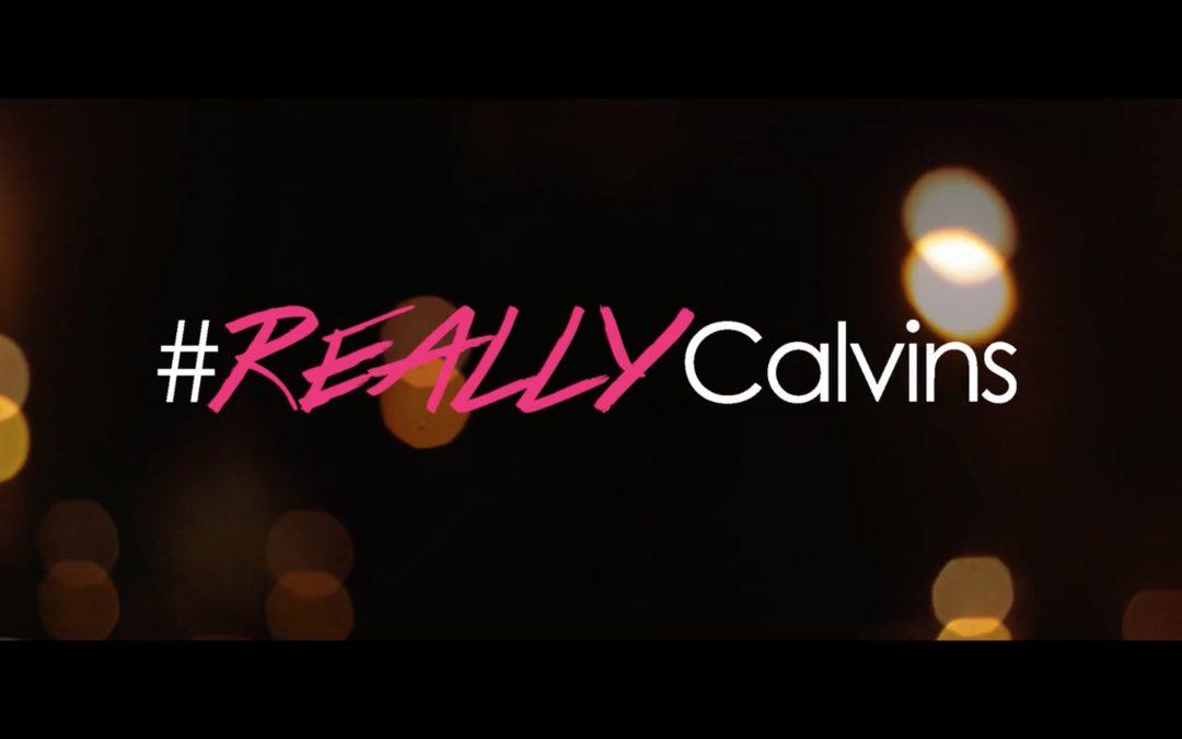 Really: Calvin Klein Spot