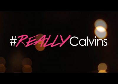 Really: Calvin Klein Spot