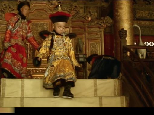 El color en El Último Emperador